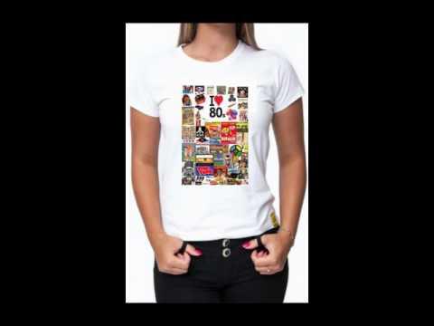 Camisetas engraçadas e criativas - achou camisetas