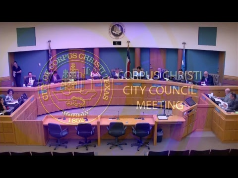 CCTVCorpusChristi City Council Meeting 7-24-18