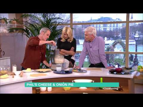 Phil Vickery's Cheese And Onion Pie - Part 1 | This Morning