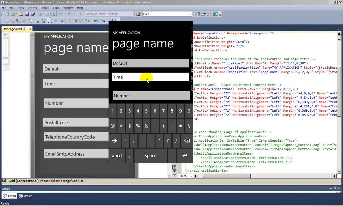 Bài 7: Làm việc với Text Box và View Box