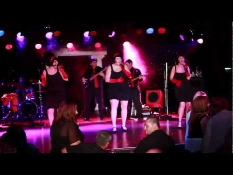 The Motown Sisters ShowBand - showreel thumbnail