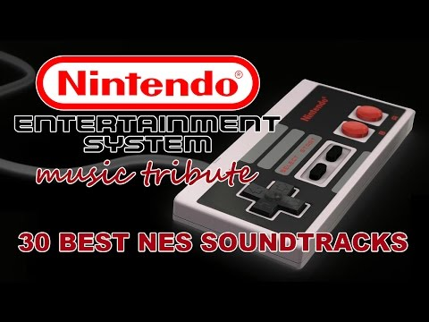 30 Best NES (Famicom) Soundtracks - Nintendo Music Tribute