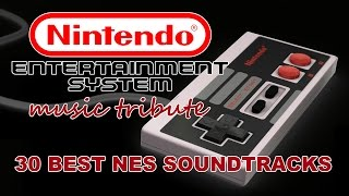 30 Best NES (Famicom) Soundtracks - Nintendo Music Tribute