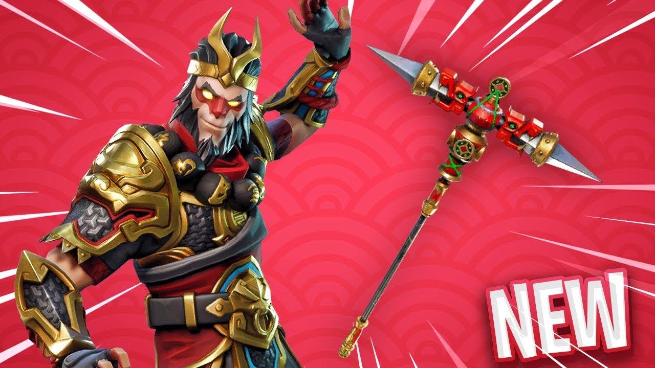 Ninja Fortnite Colouring Pages