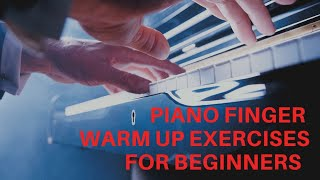 Piano Finger Exercise in C Minor #7