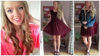 Valentine's Day Hair, Makeup & Outfit Ideas! ♡ Thumbnail