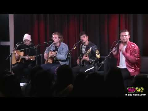 5SOS performing 'Want You Back' on Wild 94.9