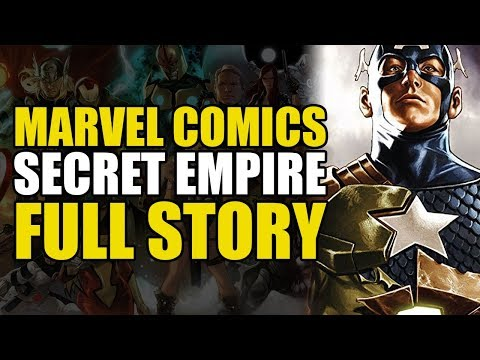 Captain America Conquers The World (Secret Empire: Full Story)