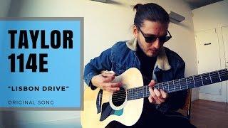 Lisbon Drive - Feodor Bivol - Taylor 114e (Walnut)
