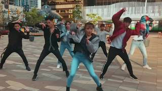 Baixar [KPOP IN PUBLIC CHALLENGE] BTS (방탄소년단) | 'FAKE LOVE' DANCE COVER by FDS(vancouver)