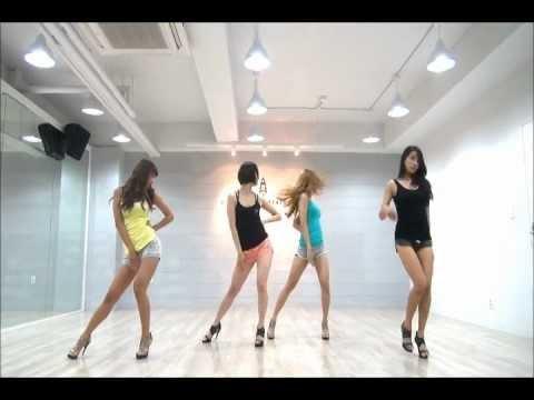 SISTAR - SISTAR 씨스타_So Cool_Choreography ver.(안무영상)