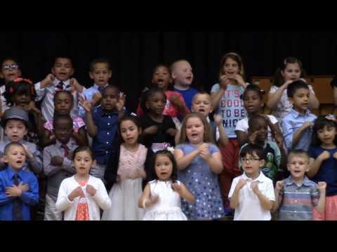 Harding Kindergarten Celebration 2017