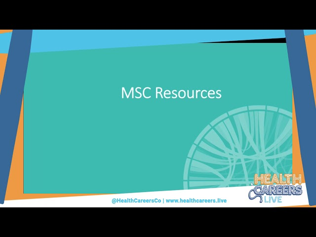 An Update On Medical School Admissions In 2021 And Top Tips For Applying (VHCC 2020 Keynote)
