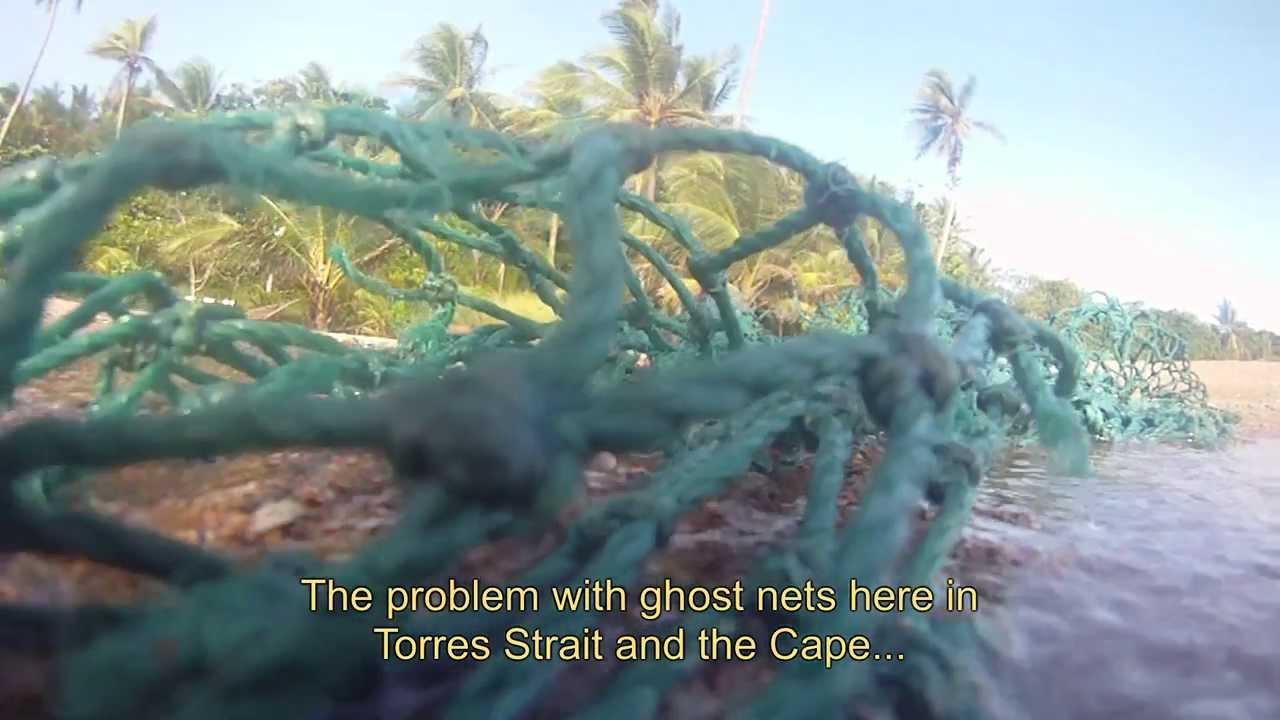 Ghost Net Art as Environmental Activism