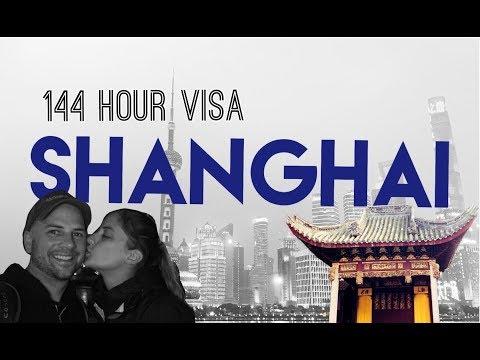 Transit Visa China - 144 Hr Visa Shanghai | Travel Day