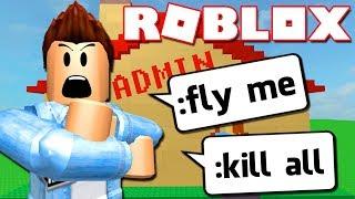 Roblox | HOW to become the ADMIN of the GAME ROBLOX-Kohls Admin House | KiA Pham