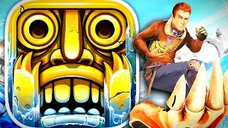 TEMPLE RUN 2: FROZEN SHADOWS - New Map Update! (iPhone Gameplay Video)