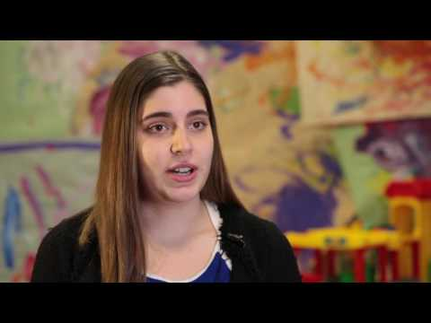 Algonquin College Degrees - Leah, Bachelor of Early Learning and Community Development (Honours)