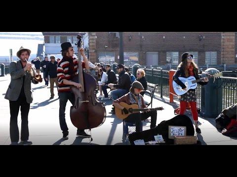 San Francisco Street Music 1