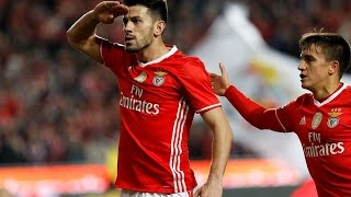 Pizzi ● SL Benfica ● Goals and Skills 2016/17