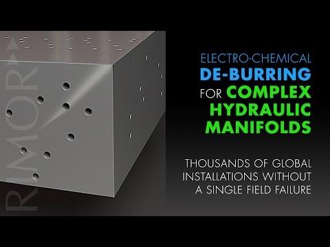 Rimor - Electro-Chemical Deburring
