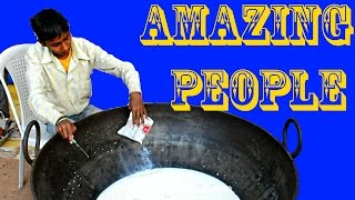 Amazing People Compilation | Indian Food | Indian Vegetarian Cooking
