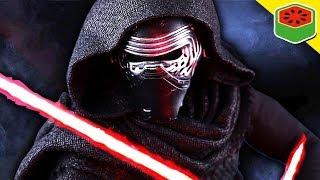ANGSTY KYLO REN STRIKES BACK! | Star Wars Battlefront 2