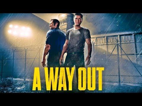 A WAY OUT ★ Komplette Kampagne bis zum Ende ★ Live ★ Coop Full Story Gameplay Deutsch German