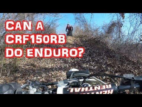 CRF150RB ENDURO