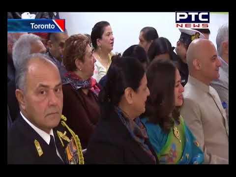 Consulate General of India Celebrates 69th Republic Day in Toronto