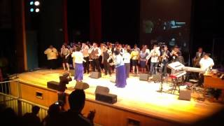 SPIRIT & TRUTH YOUTH CHOIR - APOSTOLIC JUBILEE 2012