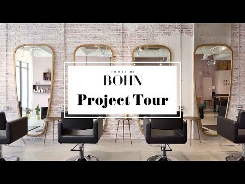 PROJECT TOURS // VANILLA LOFT HAIR SALON
