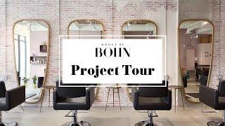 PROJECT TOURS // VANILLA LOFT HAIR SALON