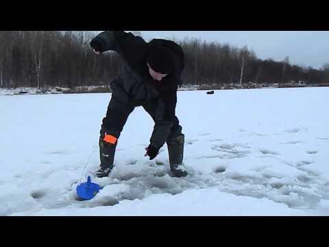 жерлицы оснащенные для зимней рыбалки