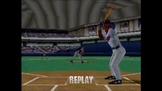 High Heat Baseball 2000 Angels vs Twins Part 2