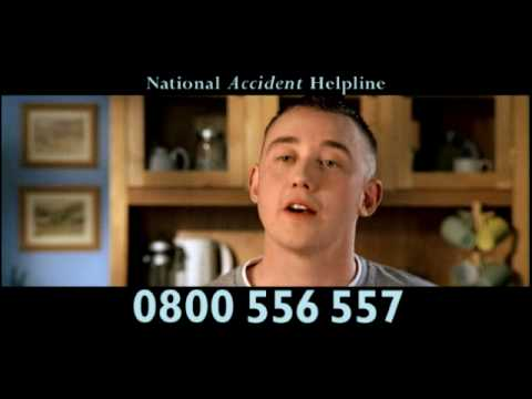 National Accident Helpline Car Passenger Accident Tv Ad Youtube