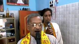 JAY RADHA RAMAN BIHARI RADHE SHYAM SHYAMA SHYAM- WRITTEN / SANG BY PRABHU DAYAL DIXIT