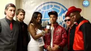 Rap Artist X-PHASE interview at Miss Black America Beauty Pageant