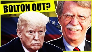 Will Trump Dump Bolton Over Venezuela?