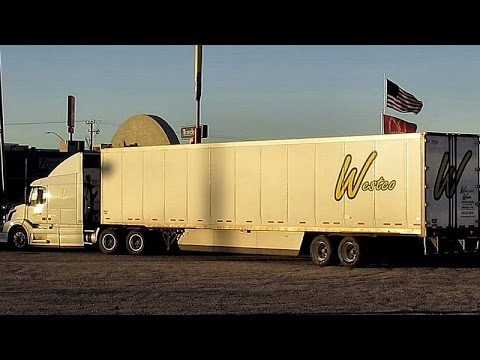 WESTCO EXPRESS TRUCKING ~ COMMERCE CITY COLORADO