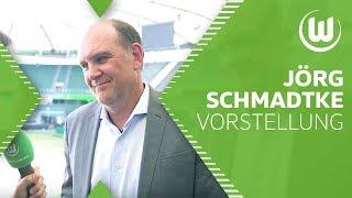 Willkommen, Jörg Schmadtke   Erstes Interview   VfL Wolfsburg