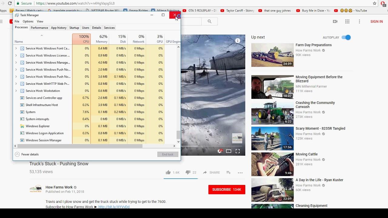 Taskbar won\u0027t Auto hide when u play fullscreen fix - YouTube