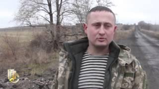 Последствия ударов ополченцев ДНР Донецк War