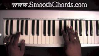 God Loves You - The Canton Spirituals - Piano Tutorial