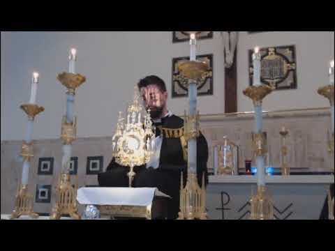 Live Adoration w/Urbi et Orbi Plenary Indulgence