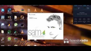 Como Baixar e Instalar Sam Broadcaster 2016