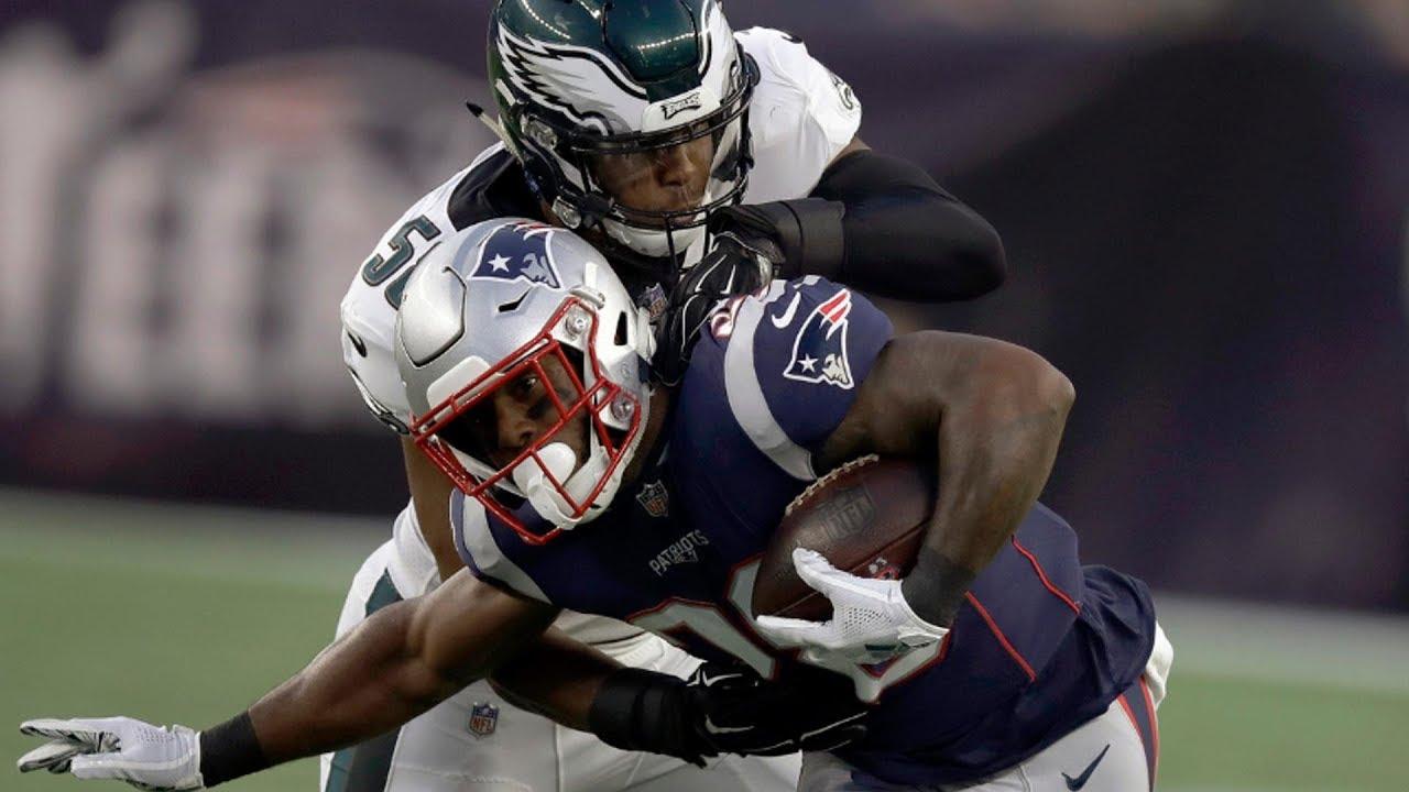 Eagles vs. Patriots | NFL Preseason Week 2 Highlights