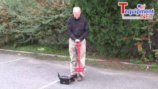 Amprobe AT-5000 Outdoor Demo - Professional Underground Cable Pipe Locator System