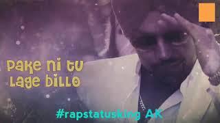 Red Lips step 2 Deep Money whatsapp status Lyrical status rapstatusking AK