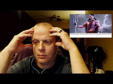 Surprising Things You Didn't Know About Lord Shiva - Reaction Video